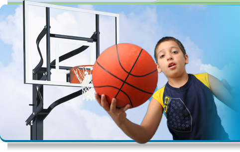 kids basketball goals
