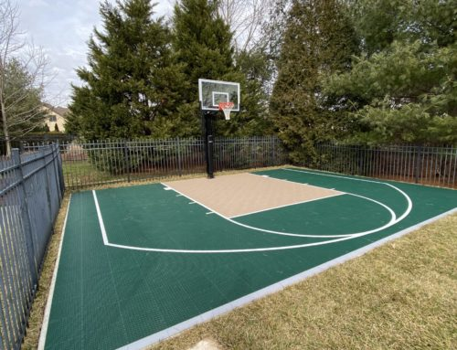 23 x 30 basketball court revolution