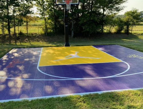 Boutain Basketball Court
